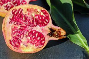 granatapfel hausmittel