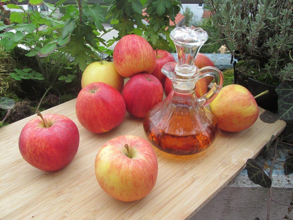Apfelessig gegen Nierensteine